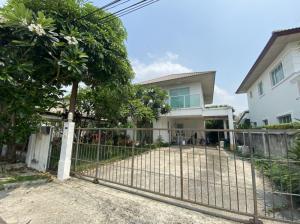 For SaleHouseChengwatana, Muangthong : Single-family house: Chuan Chuen Modus Village, Chaengwattana (0646654666)