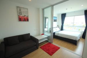 For RentCondoPattanakan, Srinakarin : Beautiful room, ready to move in, Lumpini Srinakarin-Huamark Station