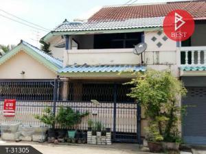 For SaleTownhouseVipawadee, Don Mueang, Lak Si : Townhouse for sale, Bundit Home Air Force - Don Muang Airport. Bangkok