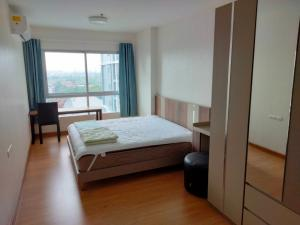 For RentCondoChengwatana, Muangthong : 🔥🔥 Condo for rent Supalai City Resort Chaengwattana // large room, pool view With a washing machine // Near the Government Center Chaengwattana