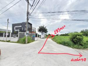 For SaleLandLadkrabang, Suwannaphum Airport : Land for sale, Soi Lat Krabang 38 (sold by owner)