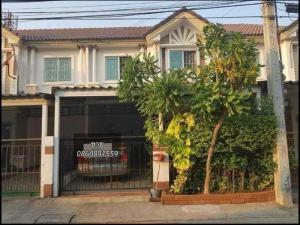 For SaleTownhouseSamrong, Samut Prakan : Sale 📣 Townhome Pruksa Ville 24 Srinakarin-Namdaeng.