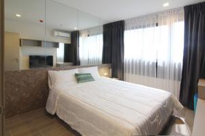 For RentCondoOnnut, Udomsuk : For rent, 1bed room, Ideo Sukhumvit 93, beautiful decoration, built-in furniture. Price negotiable