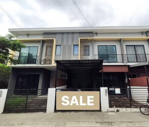 For SaleTownhouseLadkrabang, Suwannaphum Airport : Townhome for sale: The Connect 27 Suan Luang-On Nut (0646654666).