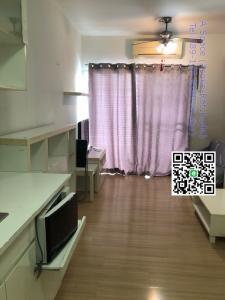 เช่าคอนโดพระราม 9 เพชรบุรีตัดใหม่ : ให้เช่าคอนโด A Space (Asoke-Ratchada) 1 ห้องนอน พร้อมอยู่ ราคาพิเศษ!!! @9,000 บ./เดือน