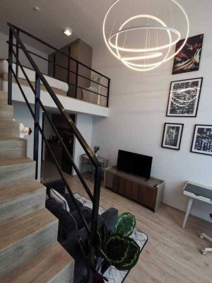 For RentCondoRama9, RCA, Petchaburi : Condo for rent, IDEO new rama9.