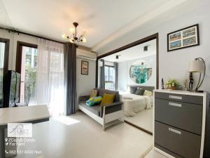 For RentCondoPhuket, Patong : Phuket Condo for Rent: Sea Cape Three Condo (ZCAPE3 CONDO) Behind Central Floresta