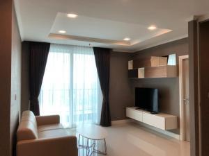 For RentCondoSamrong, Samut Prakan : E126 Condo for rent, The Metropolis Samrong 45 sq m. 1 bedroom, next to BTS Samrong, with washing machine