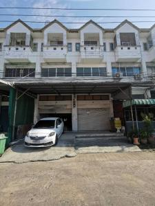 For RentShophouseRama 2, Bang Khun Thian : Commercial building for rent on Rama 2 Road, Soi Tha Kham 28.