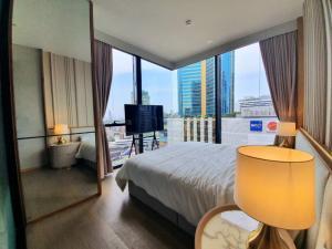 For RentCondoSukhumvit, Asoke, Thonglor : For rent >> CELES Asoke 2 bedrooms 18 floor.