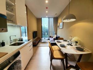 เช่าคอนโดสุขุมวิท อโศก ทองหล่อ : For Rent >> Noble BE19. 1 bedroom, beautifully decorated.
