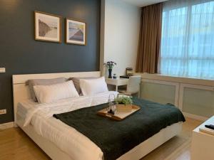 For RentCondoRama9, RCA, Petchaburi : 📍LINE ID: @twproperty 🌟 Rent T.C. Green 🌟 full furniture The cheapest price !!!!