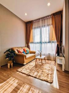 For RentCondoRamkhamhaeng, Hua Mak : 🎯 Nice room, minimal style, good price !!! The TREE Huamark Interchange !!!