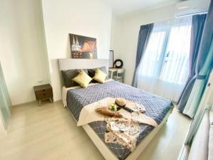 For RentCondoRatchadapisek, Huaikwang, Suttisan : Condo for rent Chapter One Eco Ratchada-Huay Kwang. if you don't want to miss Hurry up and decide!! New room, fully furnished, ready to move in