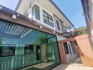 For SaleHouseBangbuathong, Sainoi : House for sale: Baan Casa Ville Bang Yai - 3 bedrooms, 3 bathrooms, 1 hall, 1 kitchen, 2 parking