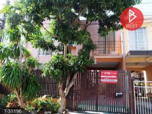 For SaleTownhouseSamrong, Samut Prakan : 2 storey townhouse for sale, Raimon Park Village (Raimon Park), Bang Pla, Samut Prakan