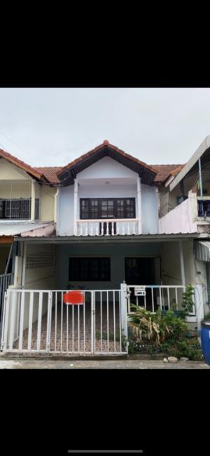 For RentTownhouseSamrong, Samut Prakan : Nilubon village for rent