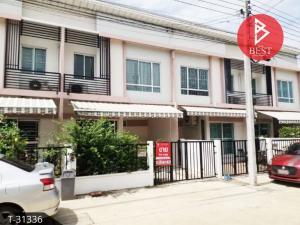 For SaleTownhouseBangbuathong, Sainoi : Townhouse for sale, Pleno, Rattanathibet-Chaiyapruek, Bang Bua Thong, Nonthaburi.