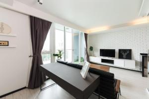 For RentCondoSapankwai,Jatujak : Condo for rent near BTS Saphan Kwai, ready to move in, very beautiful room.