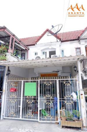 For SaleHouseLadprao 48, Chokchai 4, Ladprao 71 : Townhouse for sale Ladprao