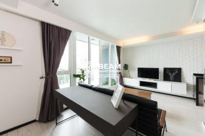 For RentCondoSapankwai,Jatujak : HV001_P Condo Metro Luxe Paholyothin ** Fully furnished, beautiful, ready to move in ** 💖