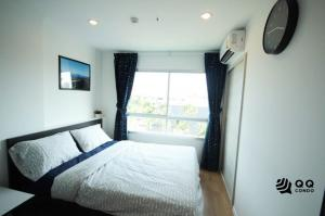 For RentCondoPattanakan, Srinakarin : For Rent Lumpini Place Srinakarin-Huamark Station  1Bed , size 26 sq.m., Beautiful room, fully furnished.