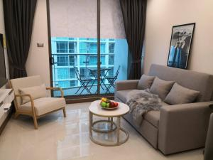 For RentCondoSukhumvit, Asoke, Thonglor : for rent 1 bedroom in phromong statoin