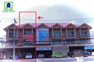 For SaleShophouseAng Thong : 🔥ขาย ตึกแถว / Home Office ทำเลดีมาก รายล้อมด้วยหมู่บ้านเกิดใหม่ ใจกลางตัวเมือง จ.อ่างทอง