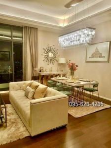 For SaleCondoSukhumvit, Asoke, Thonglor : The Diplomat 39 for sale, luxury, 3 bedrooms, 4 bathrooms, near BTS Phrom Phong 100 m.
