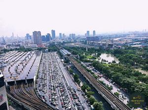เช่าคอนโดสะพานควาย จตุจักร : เช่า และ ขาย ห้องสตูดิโอ #เดอะไลน์จัตุจักร