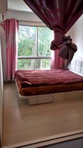For RentCondoSamrong, Samut Prakan : Available 9/05/2564 Condo for rent The Kith Plus Sukhumvit 113.