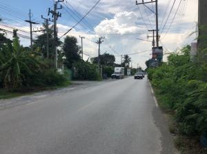 For SaleLandNakhon Pathom, Phutthamonthon, Salaya : Urgent! Land for Sale Public Road Access 1-1-70 Rai (570 SQW) Petchakasem-Joseph Sam Phran Nakornpathom