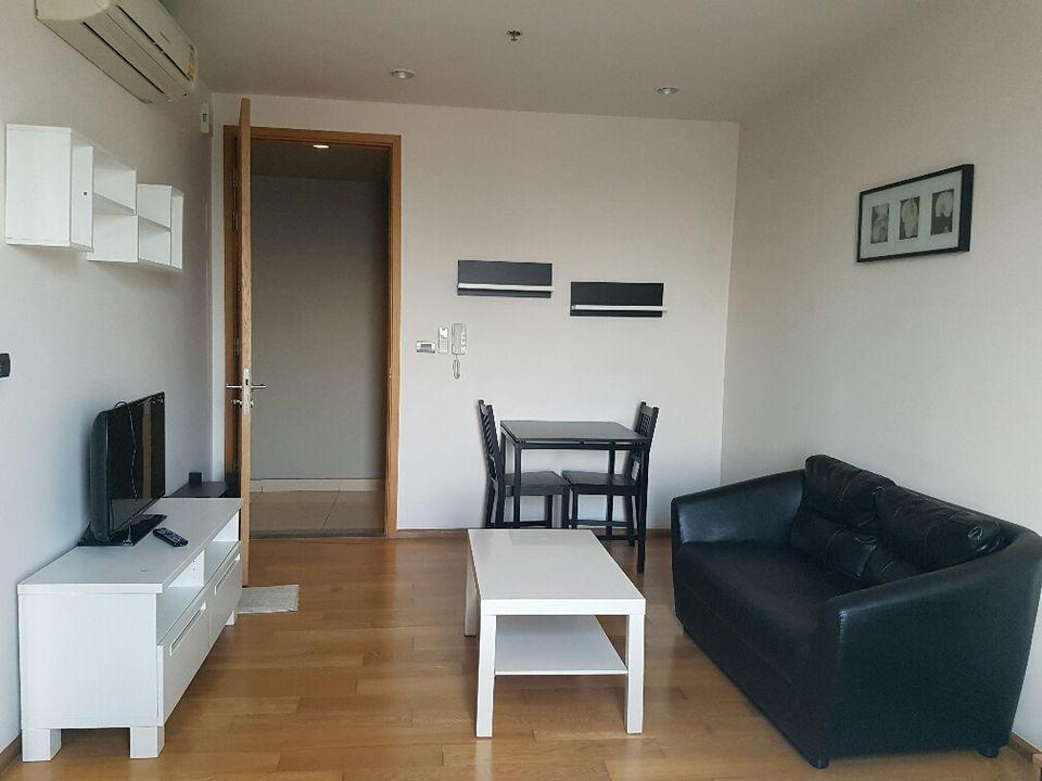 For RentCondoWongwianyai, Charoennakor : Condo for rent, Fuse Sathorn-Taksin, beautiful room, fully furnished, ready to move in near BTS Wongwian Yai, 150 meters