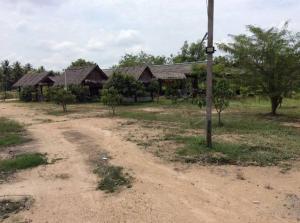 For SaleLandKhlongtoei, Kluaynamthai : D38 agricultural land for sale With water sources, Huai Khu Road, Soi 5, Takhian Thia, Bang Lamung 22 Rai, 2 ngan