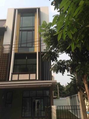 ขายบ้านบางซื่อ วงศ์สว่าง เตาปูน : ขายทาวน์โฮมหรู 3.5ชั้น Loft หลังมุม 🏦🗽หมู่บ้าน ฟลอร่า วงศ์สว่าง Flora Wongsawang