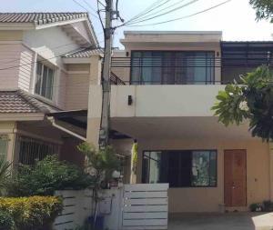 ขายบ้านบางซื่อ วงศ์สว่าง เตาปูน : ขาย บ้านเดี่ยว ม.ชัยบดินทร์ Private Home 🏙