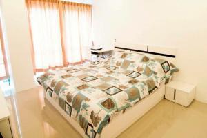 For RentCondoBangna, Lasalle, Bearing : Condo for rent Lumpini MegaCity Bangna, 1st floor, AOL-2105003898