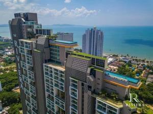 For SaleCondoPattaya, Bangsaen, Chonburi : The Riviera Jomtien Beach Book now reduce a million