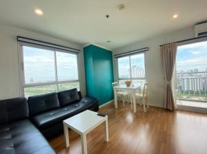 For RentCondoRama9, RCA, Petchaburi : Large 1 Bedroom unit for RENT [ Lumpini Park Rama9 - Ratchada ]