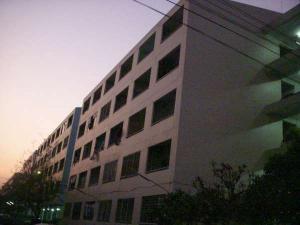 For RentCondoRamkhamhaeng,Min Buri, Romklao : Room for rent, housing condominium, Rom Klao community, 1 building, 4 floors, 2, area 30 sq m.