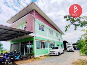 For SaleHouseNakhon Sawan : Cheap sale, single house with land, Khok Mo Subdistrict, Chum Saeng District, Nakhon Sawan Province