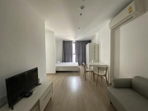 ขายคอนโดสยาม จุฬา สามย่าน : Ideo q chula- samyan ห้อง studio ขนาด 28 ตรม. ราคาดี ถ่ายจากห้องจริง