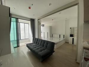 For SaleCondoSiam Paragon ,Chulalongkorn,Samyan : Ideo q chula samyan one bedroom layout, size 34 square meters.