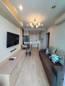 For SaleCondoSiam Paragon ,Chulalongkorn,Samyan : Sell built-in room, Ideo Q chula samyan 1 bedroom, please contact 065-464-9497.