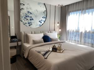 ขายคอนโดสยาม จุฬา สามย่าน : Ideo chula samyan คอนโดใหม่ใจกลางเมืองจุฬาสามย่านสองห้องนอนขนาด 58 ตารางเมตรเหมาะสำหรับครอบครัว
