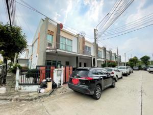 ขายทาวน์เฮ้าส์/ทาวน์โฮมบางนา แบริ่ง : ขาย ทาวน์โฮม นารา ทาวน์ วงแหวน – บางนา กม.8 (Nara Town Wongwaen – Bangna)**** ใกล้ราม 2,Mega bangna,IKEA*** พร้อมอยู่ !!!!