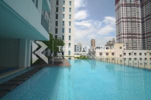 For SaleCondoRatchathewi,Phayathai : Shock Deal!! Large Room Fully furnished Condo for Sale Near BTS Phayathai - Villa Rachatewi @ 6 MB