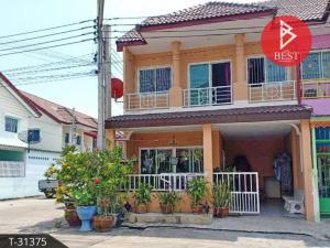 For SaleTownhouseRathburana, Suksawat : Townhouse for sale KC Kuusang Villa Pracha Uthit Samut Prakan