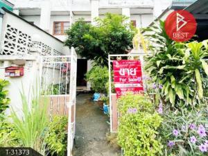 For SaleTownhouseBangbuathong, Sainoi : Quick sale townhouse. Butsakorn Village - Ratiya, Bang Bua Thong, Nonthaburi