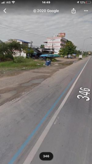 For SaleLandNakhon Pathom, Phutthamonthon, Salaya : Land of Kaset Kamphaeng Saen University 108 sq m, width 12 m. Can be divided for sale